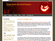 Tales from the Evil Empire screen capture