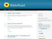 WekeRoad screen capture